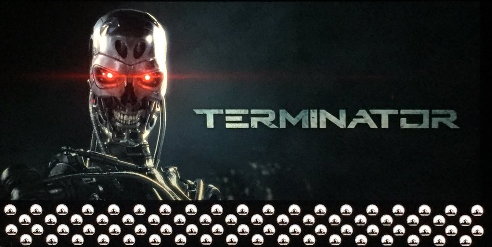 Terminator 6 - CinemaCon 2018